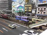 長崎駅の路面電車